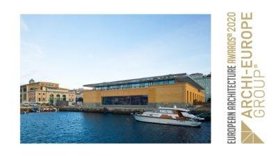 EUROPEAN ARCHITECTURE AWARDS 2020 / WINNER