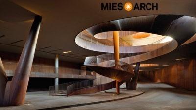 Lo studio Archea tra i cinque finalisti del Mies Arch 2015
