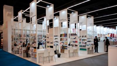 Italia Pavilion at Frankfurter Buchmesse